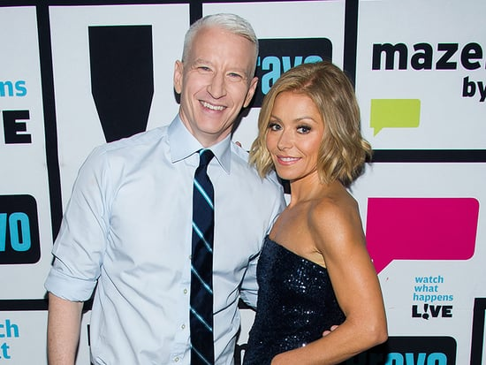 Watch Kelly Ripa and Anderson Cooper Recreate Iconic Grease Dance: 'Born to Hand Jive Baby'