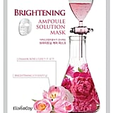 Elisha Coy Brightening Ampoule Solution Mask