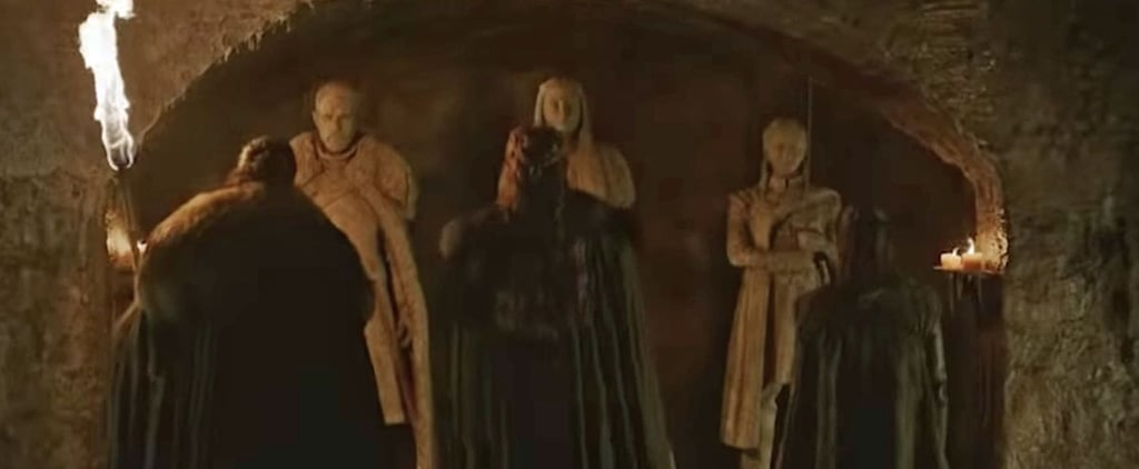 Is Jon Snow's Statue Old in Game of Thrones Season 8 Teaser?