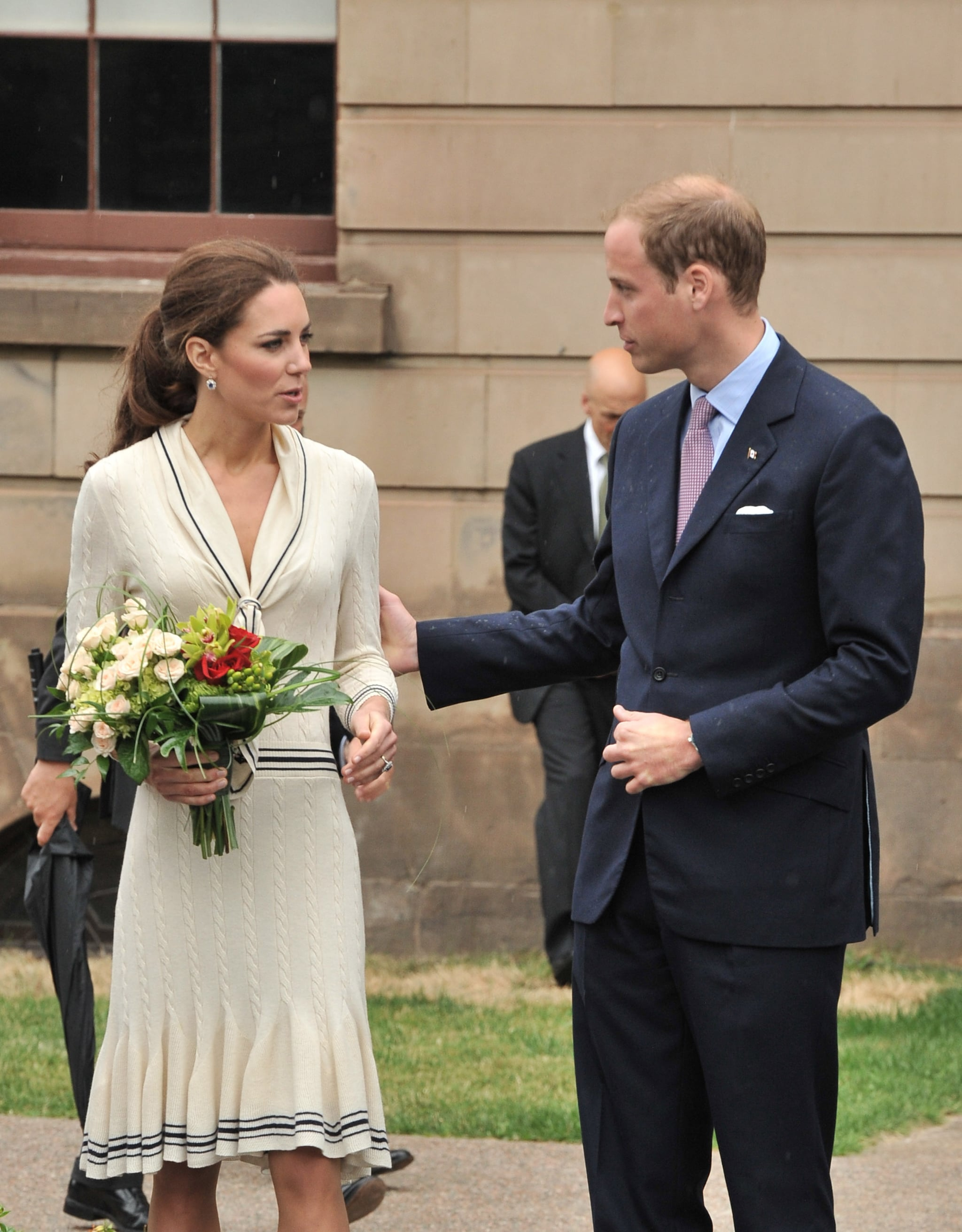 Pictures Of Prince William And Kate Middleton In White