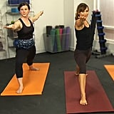 Yoga Cooldown to Lengthen and Tone