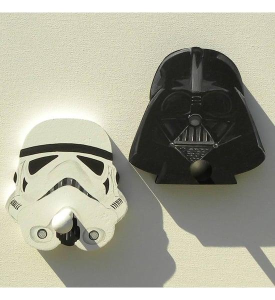 Star Wars Wall Pegs
