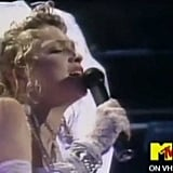 "Madonna's Famous ""Like a Virgin"" Performance"