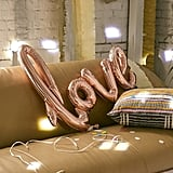 "Rose Gold ""Love"" Balloon ($10)"