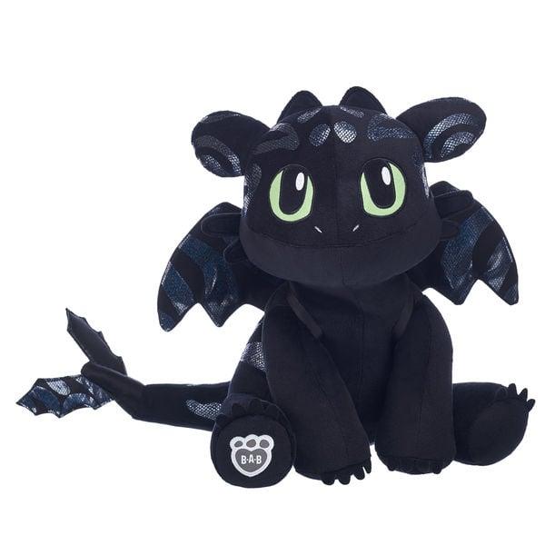 Build-A-Bear Special-Edition Hidden World Toothless