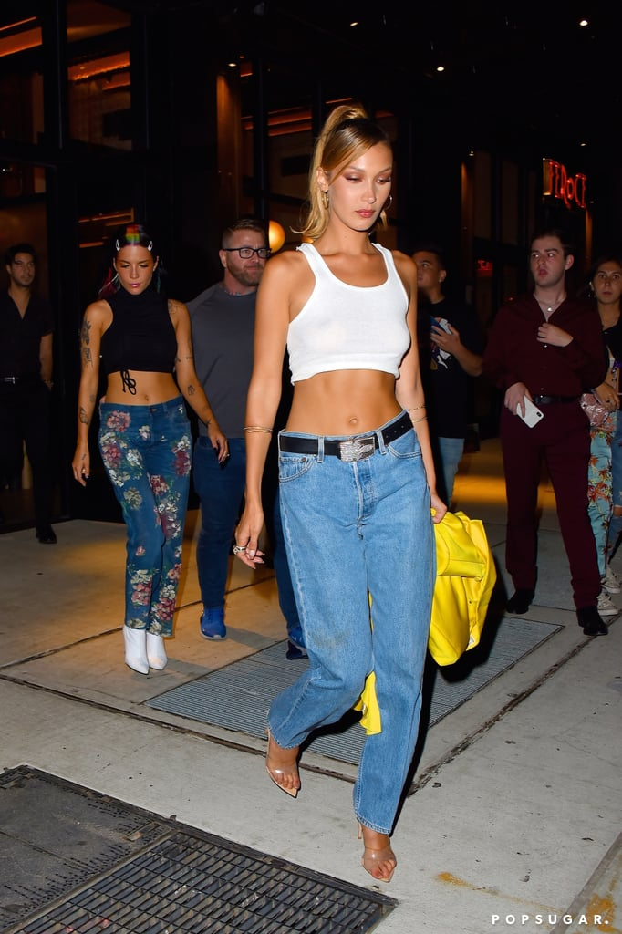 Bella Hadid in New York