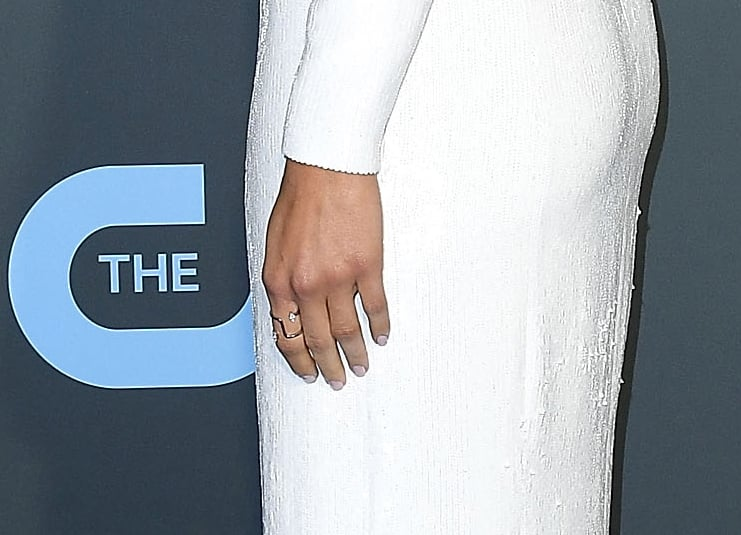 Mandy Moore at Critics' Choice Awards