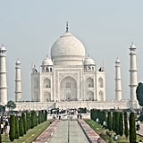 Aladdin: The Taj Mahal, Agra, India
