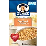 The Quaker Oatmeal Fruit Isn't What You Think