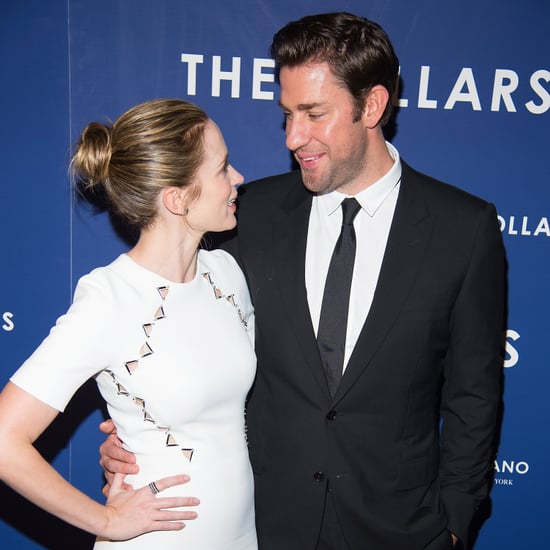 John Krasinski Quotes About Emily Blunt January 2018