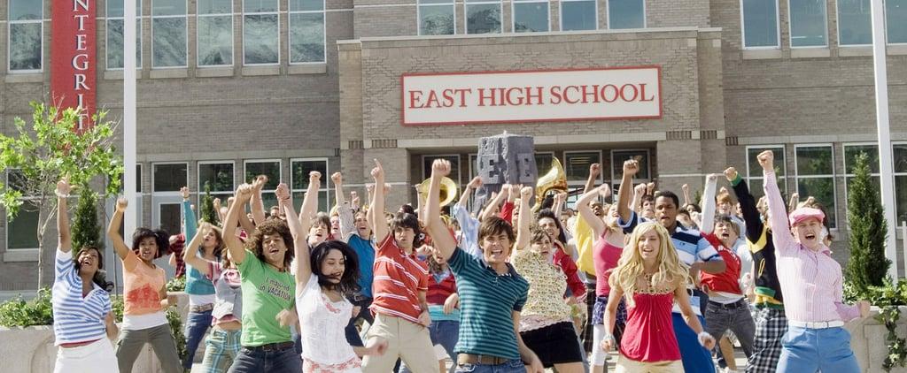 Where Was the High School Musical TV Show Filmed?
