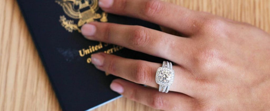 23 Platinum Engagement Rings For Girls Who Love Silver