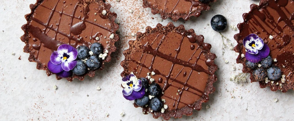 These Mini Vegan Tarts Are the Only Way to End Your Chocolate Fast