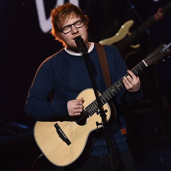 Sad Ed Sheeran Music Videos
