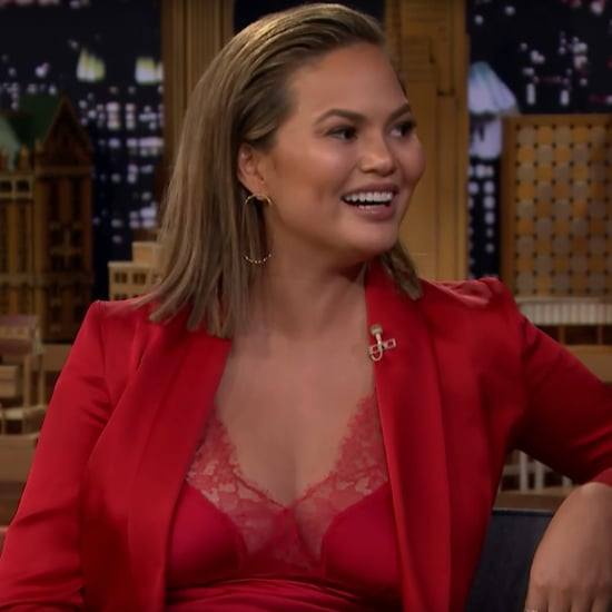 Chrissy Teigen Talking About Beyonce on The Tonight Show