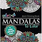 Mandala Colouring Book For Adults