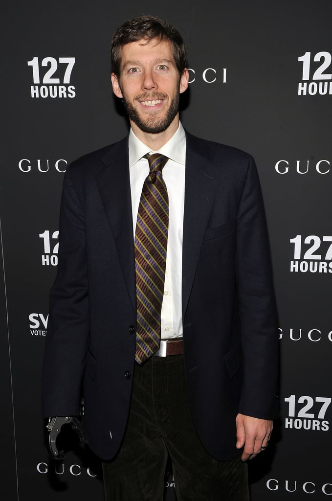 Premiere of 127 Hours in New York