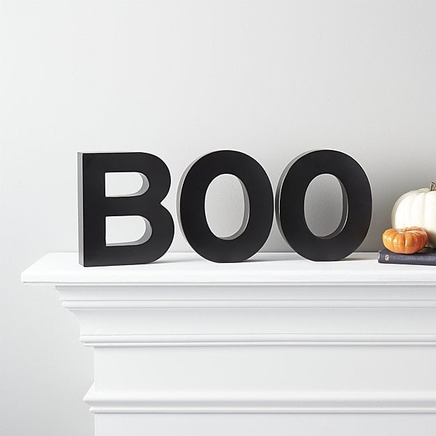 BOO Letters ($35)