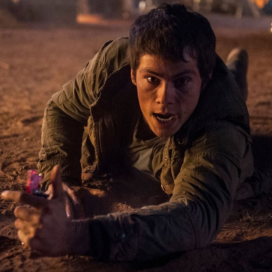 Dylan O'Brien Interview About The Scorch Trials