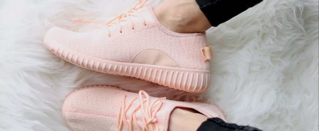 10 Millennial Pink Sneakers You'll Never Want to Take Off