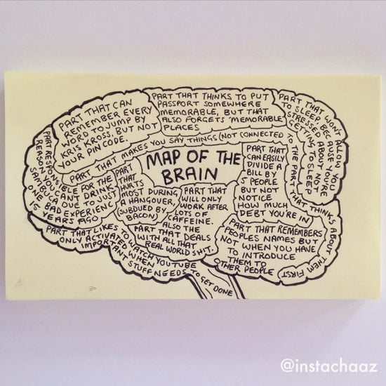 Funny Post-It Illustrations About Adulthood by Chaz Hutton