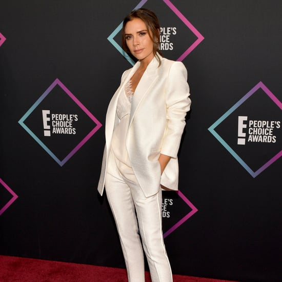 Victoria Beckham People's Choice Awards Outfit 2018