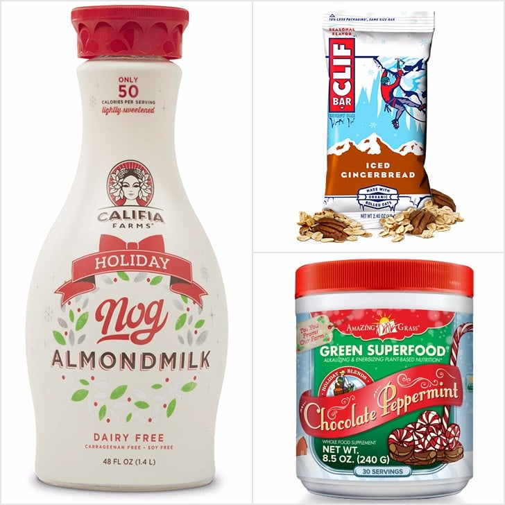 Healthy Holiday-Flavored Foods