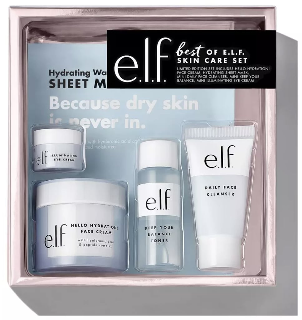 Best of e.l.f. Skin Care Set