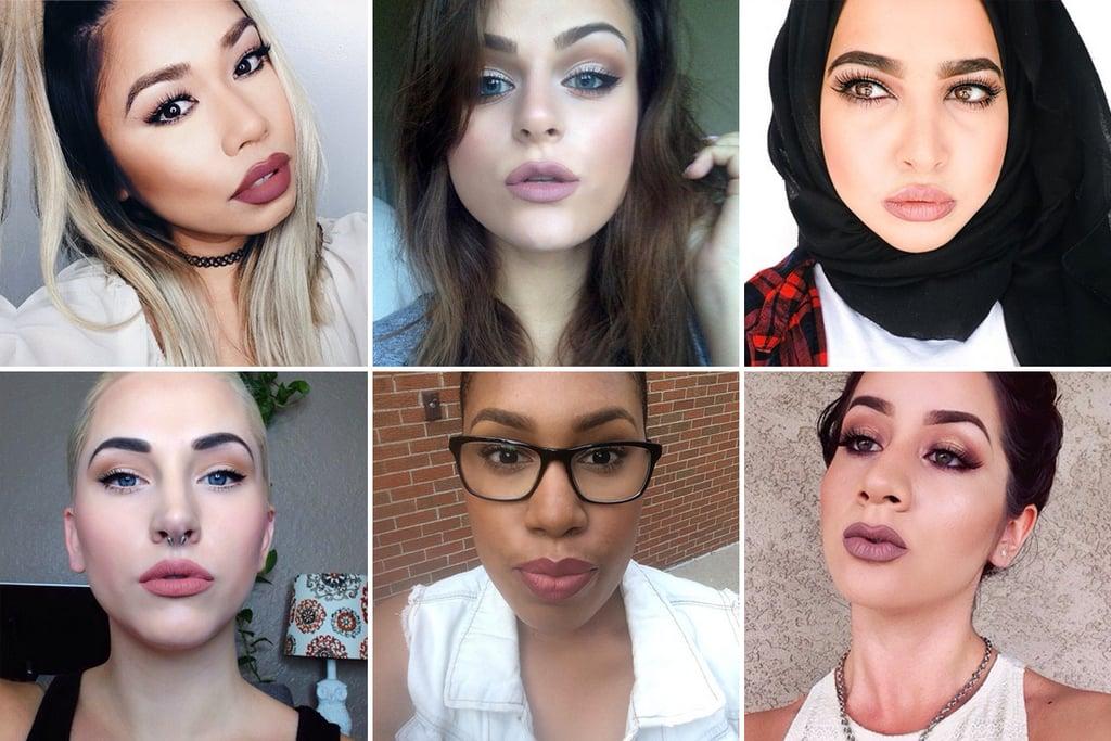 Kylie Jenner Lips Trend