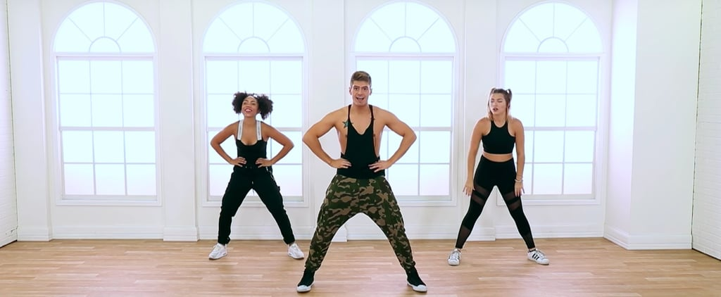 The Fitness Marshall Launched Dance Tutorial Videos, and They're as Hilarious as You'd Expect