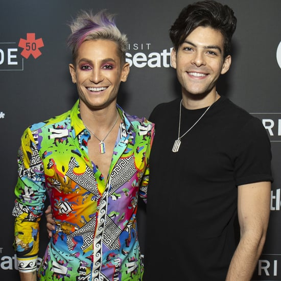 See Frankie Grande and Hale Leon's Matching Engagement Rings