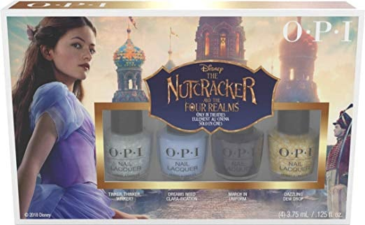 Opi Nail Lacquer Nutcracker Collection The Must Have Nail