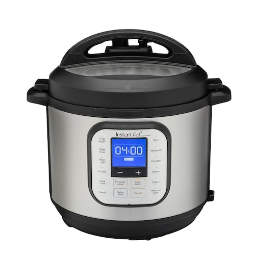 Instant Pot Duo Nova 7-in-1 Programmable Pressure Cooker