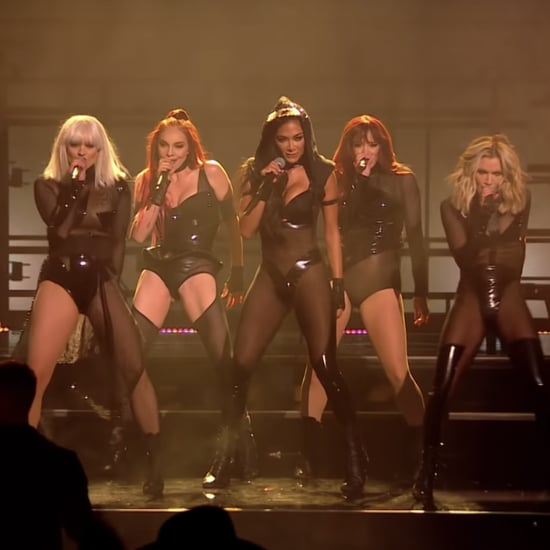 The Pussycat Dolls Reunite on X Factor: Celebrity | Video