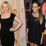 1. Amy Poehler vs. Lauren Conrad
