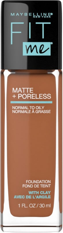 Maybelline Fit Me Matte + Poreless Liquid Foundation