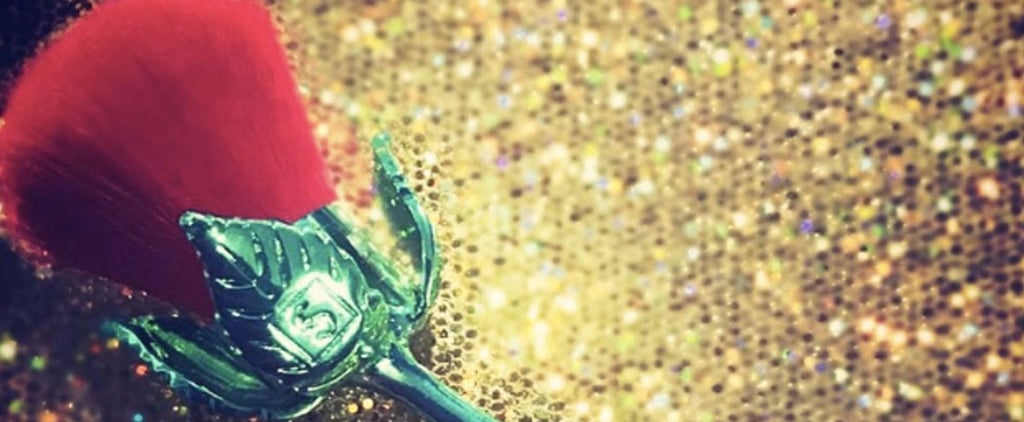 "This Dreamy Makeup Brush Looks Just Like the ""Enchanted Rose"" From Beauty and the Beast"