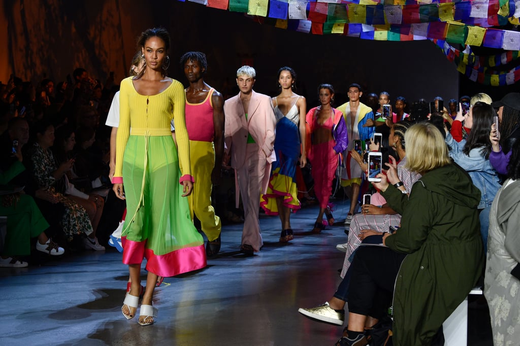 Prabal Gurung's Diverse Cast and Colorful World