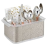 InterDesign Twillo Flatware Caddy