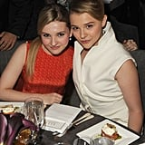 Abigail Breslin and Chloë Grace Moretz