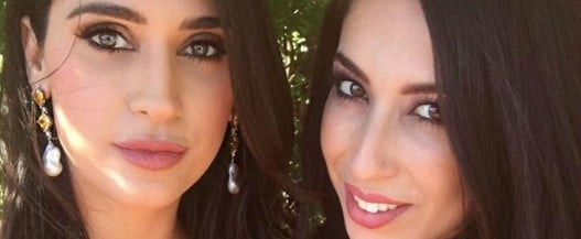 Sonya and Hadil Instagram Posts After MKR Fight