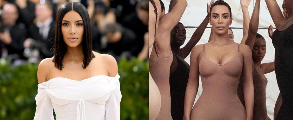 Kim Kardashian West Kimono Shapewear Line Name Change