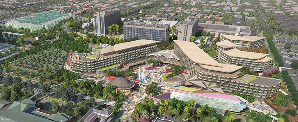 A New Hotel Is Coming to Disneyland Resort, and It Looks Amazing!