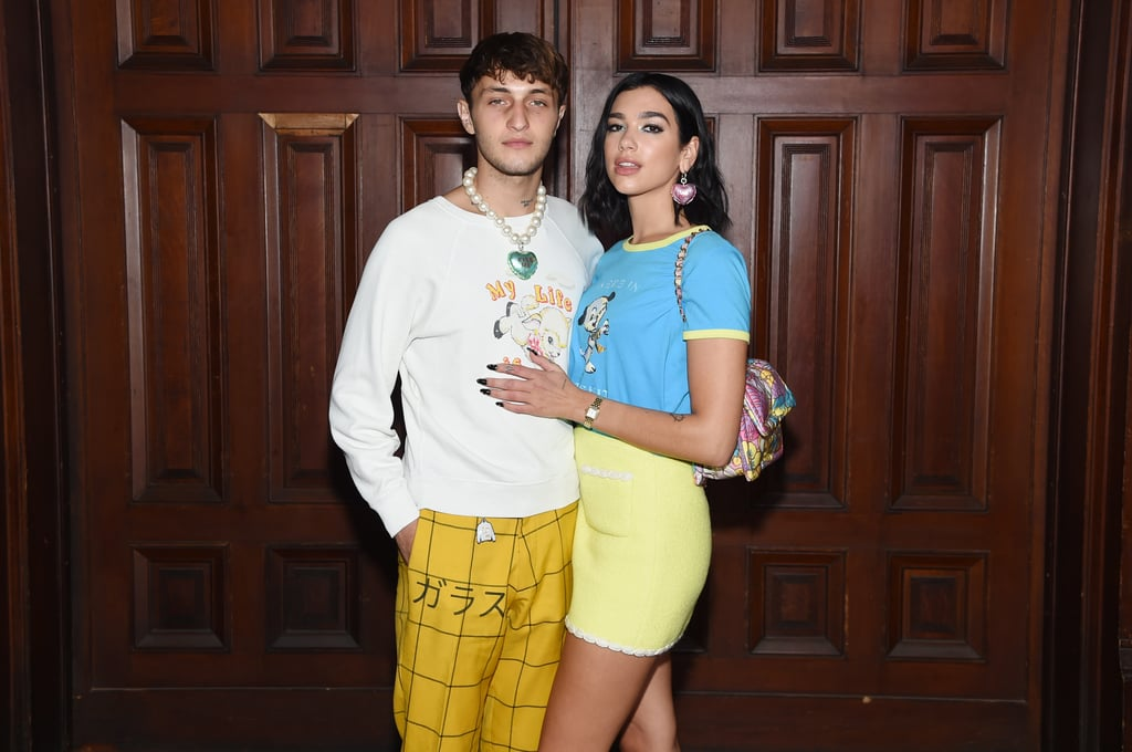 September 2019: Anwar and Dua Confirm Their Relationship at New York Fashion Week
