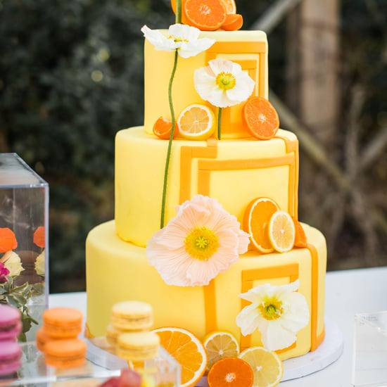 20 Colourful Wedding Cake Ideas