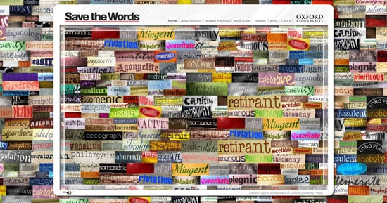 Learn New Words and Expand Your Vocabulary With Save the Words Website