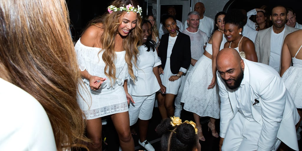 Beyonces wedding pictures