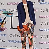Jenna Lyons at the 2014 CFDA Awards