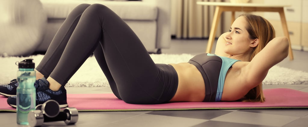 Home Workouts | Ab Exercises With Weights