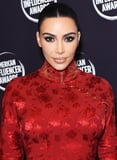 Kim Kardashian Took a Break From Nude Nails With This Surprising Nail Polish Color